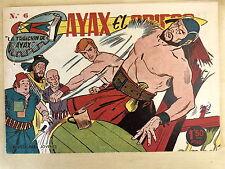 Ayax el Griego num.6 Editorial Creo 1960