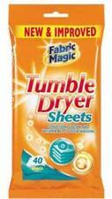 Tessuto Nuovo di Zecca Fogli Asciugatrice Magic 40 Pack-condizione, ammorbidire & rinfrescante