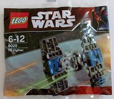 Lego Star Wars 8028 Tie Fighter Promo Bolsa