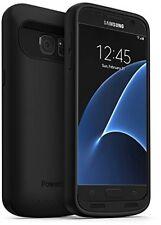 Powerbear ® Samsung Galaxy S7 4,500 mAh de la Batería Case [] externo de alta capacidad -