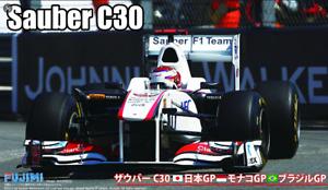 Fujimi 1/20 Sauber C30 2011 PAcrez & Kobayashi Fast shipping DHL or FedEx