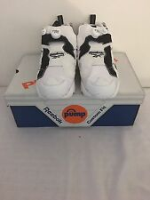 New Men's Reebok AR1413 Custom Fit INSTAPUMP FURY OB SIZE 9: