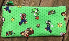 Super Mario Handmade Pencil Case