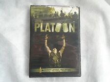 Platoon Dvd New Sealed!