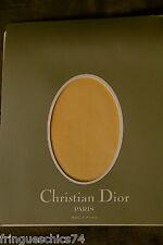 tights silk venus apricot CHRISTIAN DIOR SLIM 10 T. 8 1/2 (1) NEW/BLISTER