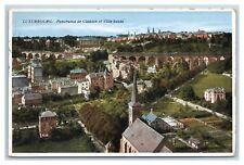 LUXEMBOURG CLAUSEN ET VILLE HAUTE POSTED 1931 TO HERR APOTHEKER, DEUTSCHLAND