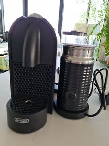 Nespresso Capsule Delonghi Coffee Machine  with Milk Frother included!