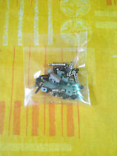 KIT COMPLETO VITI ACER ASPIRE 1520 SCREWS NERE
