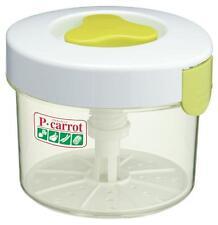 Tsukemono Round Shape Pickle Press P-carrot 2.2 Liter S-3870