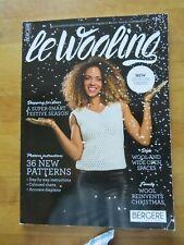 Bergere le wooling magazine christmas 2016 36 patterns knitting