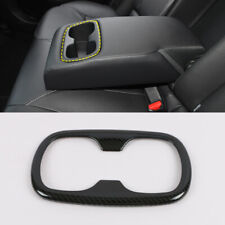 Steel Rear Seat Water Cup Holder Frame Cover For Toyota Corolla E210 2019-2020