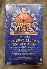 1996-97 NBA Topps Stars - Factor Sealed Box  - 👀 Refractor - Possible Jordan
