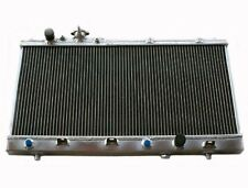 2 ROW Performance Aluminum Radiator fit for 1999-2003 MAZDA PROTEGE AT MT New