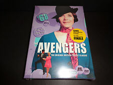 THE AVENGERS 68 Collection Set 5-British Cult Classic w/LINDA THORSON,P MACNEE