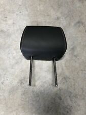 2014-2018 GMC SIERRA CHEVY SILVERADO FRONT HEADREST LEFT RIGHT BLACK LEATHER 1