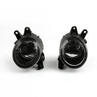 Pair Front Left & Right Halogen Fog Light Fog Lamp For Audi A4 S4 B6 RS4 GB