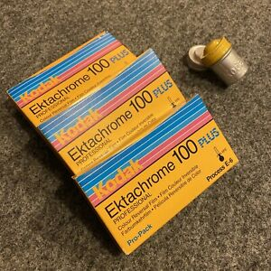 120 Analog Film/ Kodak Ektachrome 100 Plus / Price per roll / Expired / 15pcs