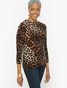 TALBOTS Sweater, Size Small,  New Arrival, New W/ $179.00 TAG