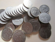 Roll of 1936 Canada Five Cents Coins. (40 Coins)