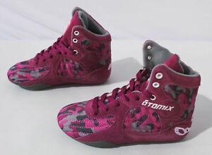 Otomix Women's Stingray Bodybuilding/Powerlifting Shoes FR7 Pink Size US:6.5