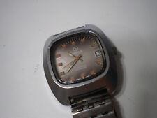 Raro Lanco Vintage orologio TV watch perfettamente funzionante braccialato