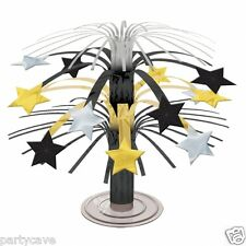 HOLLYWOOD PARTY MOVIES PROM NIGHT STAR CASCADE TABLE CENTREPIECE DECORATION