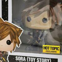 Disney Kingdom Hearts III - Sora Toy Story #493 (Hot Topic) Funko Pop! Vinyl