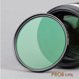 Haida 52/58/62/67/72/77/82mm Slim PRO II MC C-POL CPL Circular Polarizing Filter