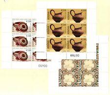 Kosovo Stamp 2018. Artisan – Clay works. Mini Sheet MNH