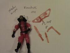 GI Joe Action Figure 1994 Nunchuk Shadow Ninjas