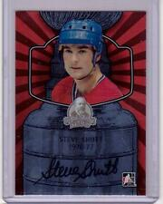 STEVE SHUTT 13/14 ITG Lord Stanley's Mug Auto Autograph A-SS3 SP Hard-Signed