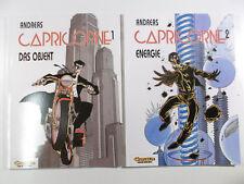 Capricorne # 1 + 2 komplett ( Carlsen Verlag Softcover ) Neuwertig