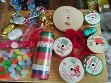 Lot Of Ribbons New And Used
