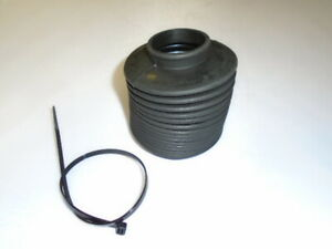 Triumph TR7 TR8 ** FRONT STRUT GAITER ** Covers shock absorber inserts !