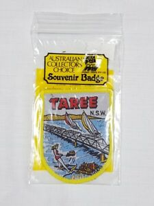 Taree N.S.W, Collectable Souvenir Sew on Patch / Badge (NOS)
