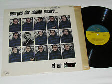 GEORGES DOR Chante Encore... Et En Choeur LP Solo Records Canada SO-25512 Vinyl