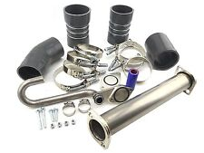 6.0L Diesel EGR Delete Kit PowerStroke Tbolt Clamps Intercooler Piping Couplers