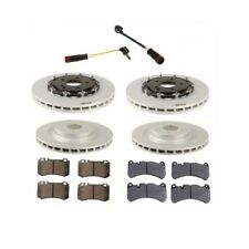 Mercedes CLK55 SLK55 AMG 2005-2008 Complete Front & Rear Brake Friction Kit