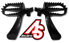 ANKLE SAVERS Classic MX Foot Pegs for 02-18 HONDA CR CRF 125 150 250 450 R/X