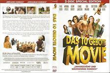 Das 10 Gebote Movie - 2-Disc-Special Edition / DVD #11762