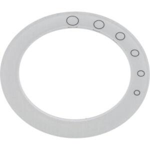 Jacuzzi Whirlpool Bath - Snap Ring, Label, JWB, Air Control Bezel - 8263000