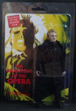"Phantom of the Opera Herbert Lom 8"" Retro Mego Style Figure 051RH84"
