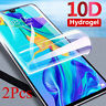 2Pc Hydrogel Soft Matte Film Screen Protector For Huawei P30 Mate 20 Pro Mate 30