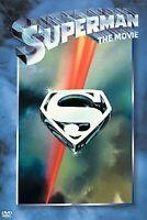 Superman: The Movie (DVD, 1978) - Marlon Brando, Gene Hackman