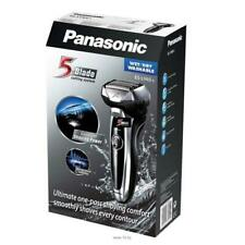 Panasonic Arc5 Electric Razor Shaver 5 Blade Wet/Dry ES-LV65-S Arc 5 Trimmer