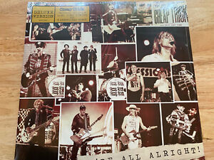 Cheap Trick – We're All Alright! ... deluxe vinyl LP album ... (New & Sealed)