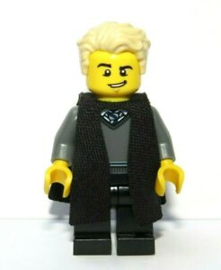 Genuine Lego Man Boy Graduate Graduation Minifigure Student Blonde Hair