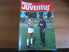 HURRA JUVENTUS=N°9 1978=BOTAFOGO =BRASIL =CABRINI =MILAN