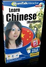 New, Talk Now! Learn Chinese Mandarin. CD-ROM: Essential Words and Phrases for A
