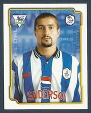 MERLIN 1999-PREMIER LEAGUE 99- #424-SHEFFIELD WEDNESDAY-EMERSON THOME